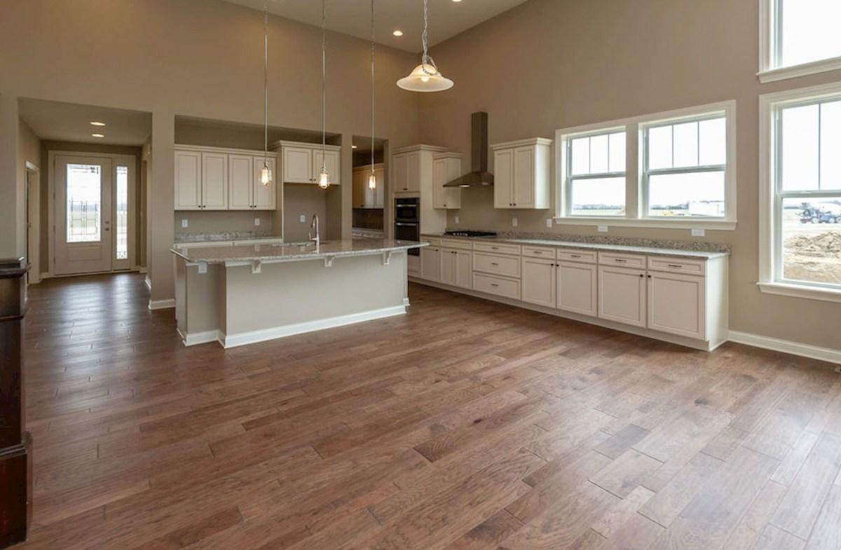 Kessler quick move-in Open concept floor plan