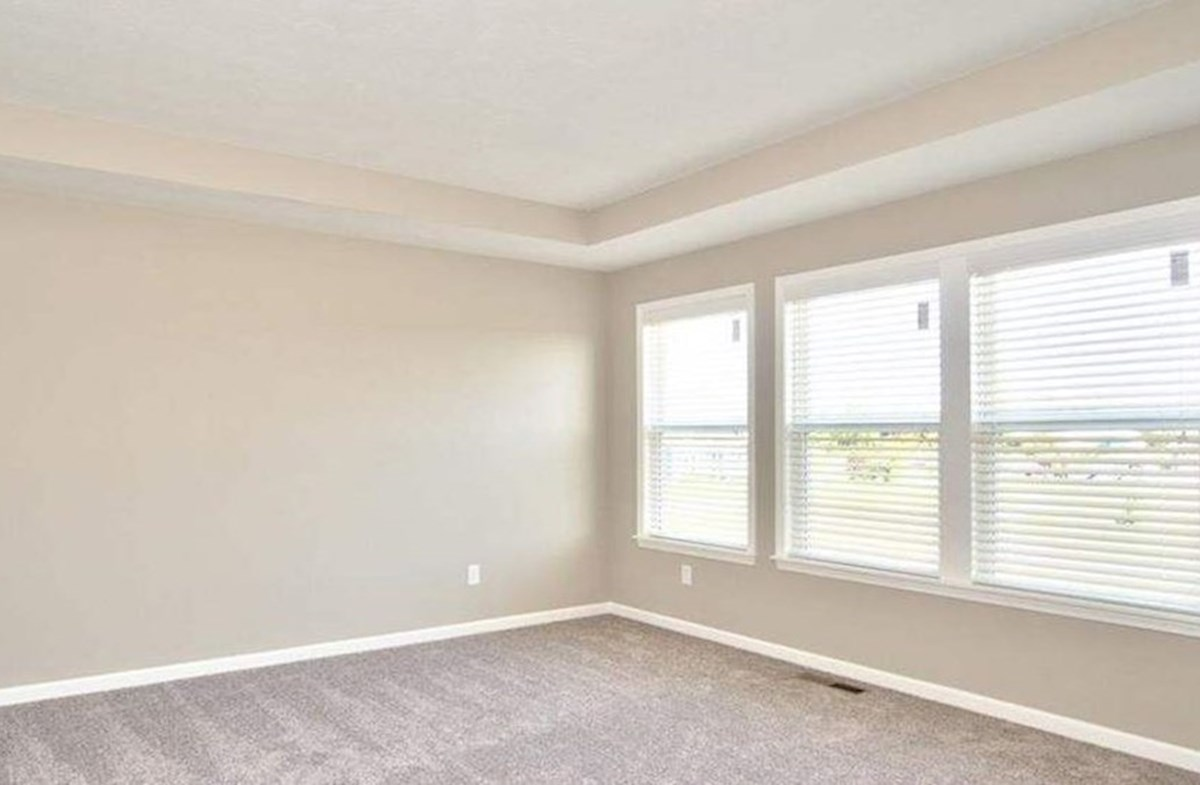Whitley quick move-in Master bedroom boasts plenty of windows