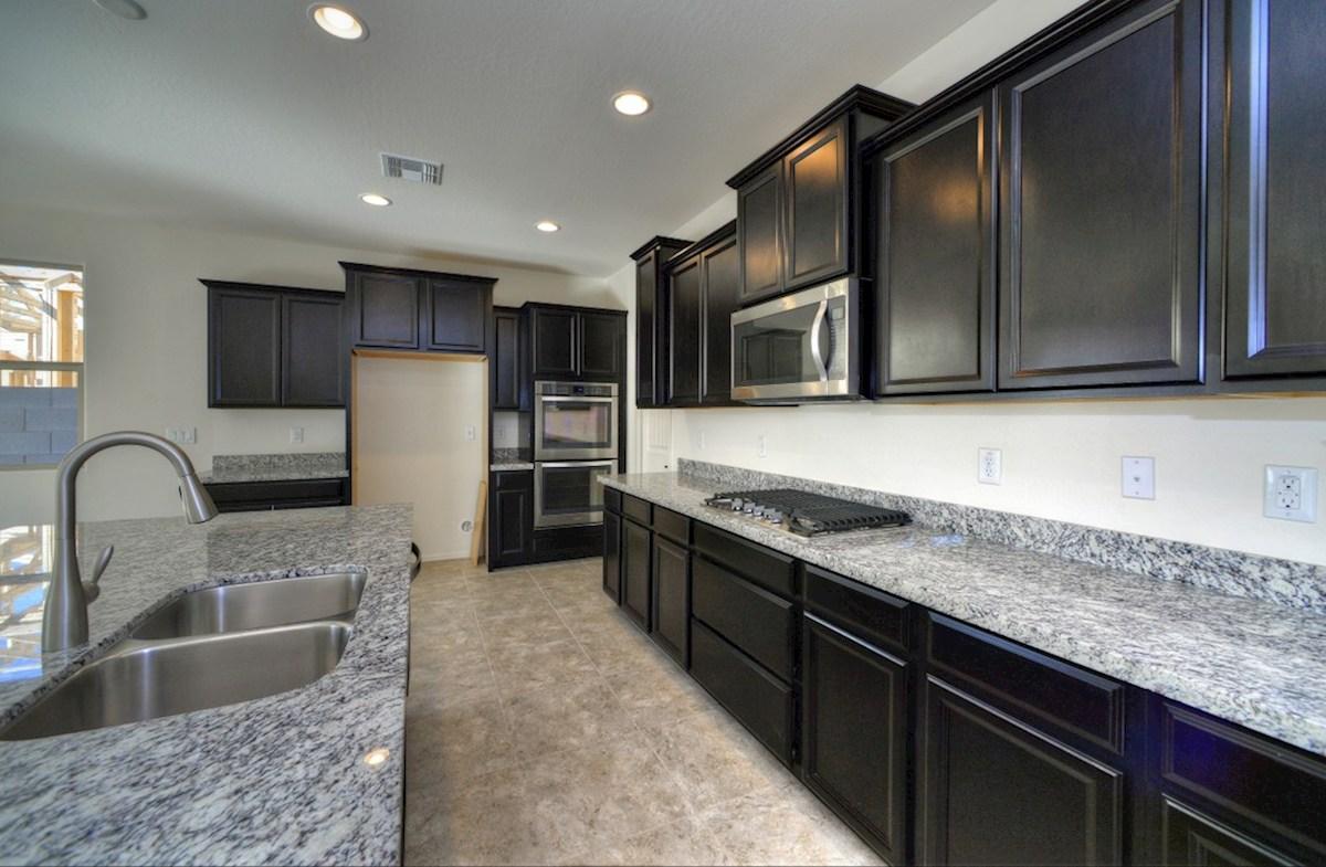 Copley quick move-in granite countertops
