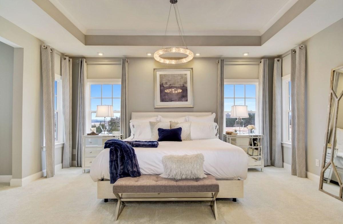 Willowsford Brighton regal bedroom