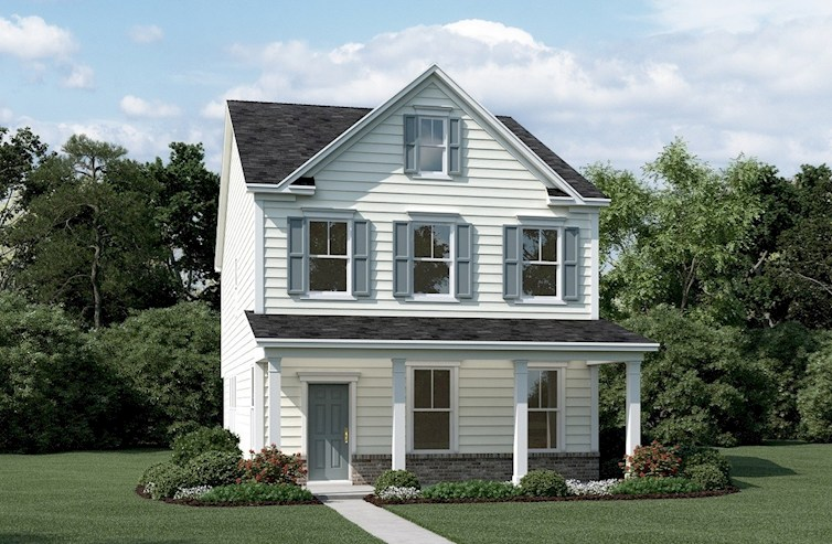 Middleton Elevation Traditional A