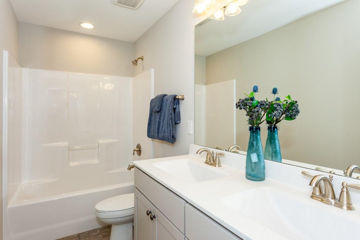 Marshall quick move-in hall bath
