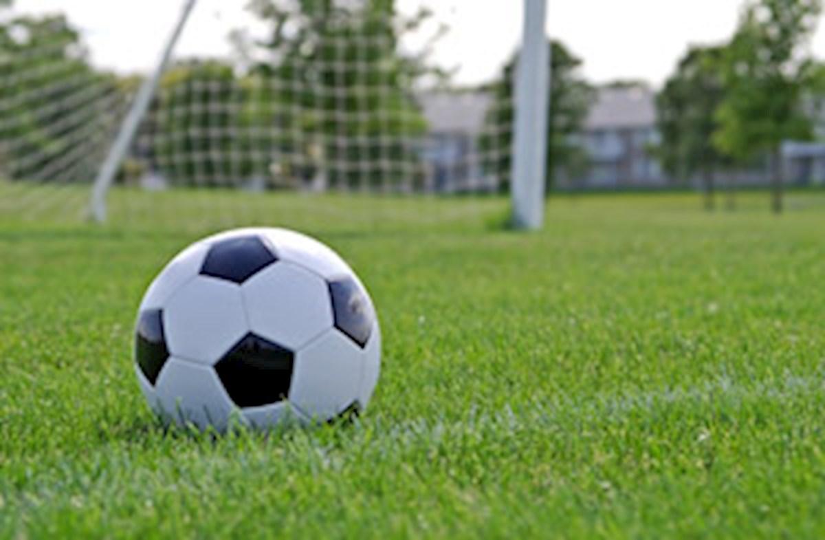 community soccer field