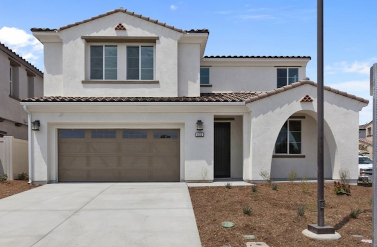 Daffodil Elevation Spanish Colonial L quick move-in