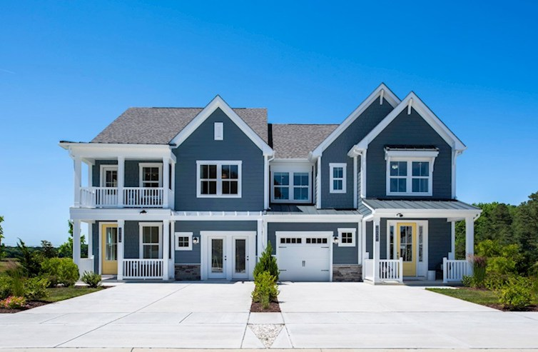 Rehoboth Elevation Coastal N quick move-in