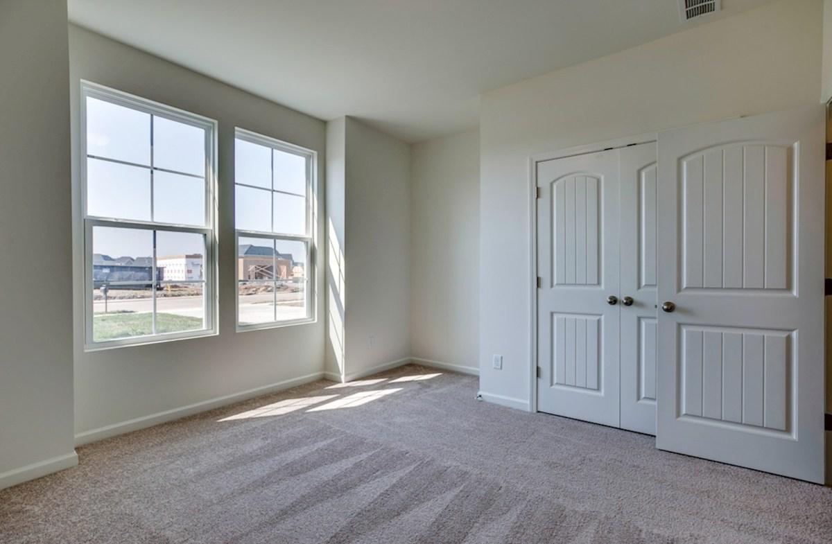 Harper quick move-in secondary bedroom