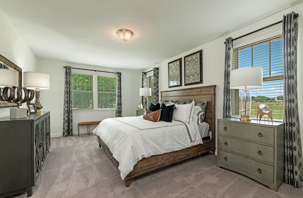 Gatherings® at Mercer Crossing Sherwood Sherwood Master Bedroom