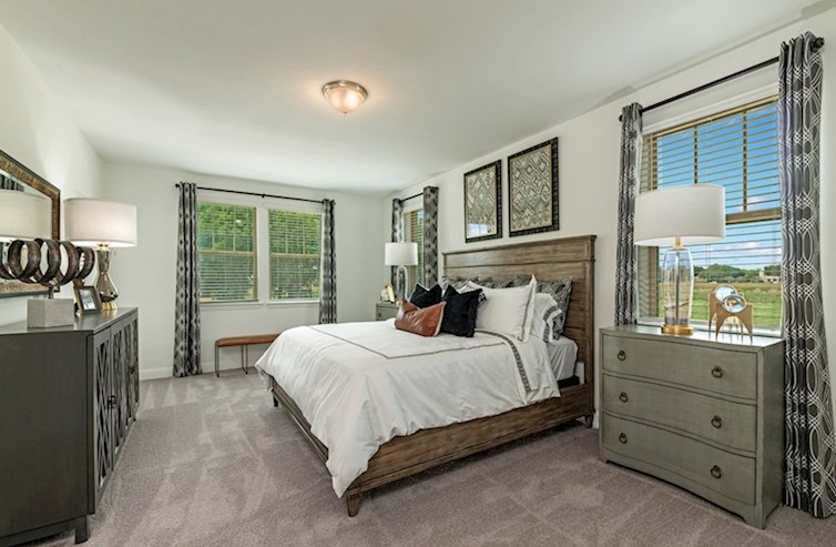 Gatherings® at Mercer Crossing Sherwood Sherwood Master Bedroom