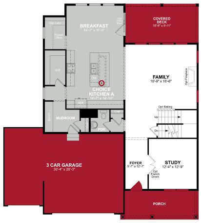 Floor Plan Graphic
