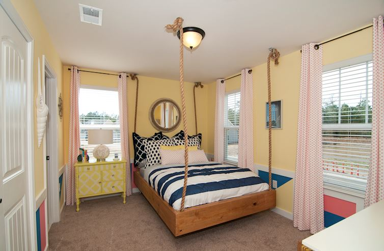 Bella Vita Edisto secondary bedroom