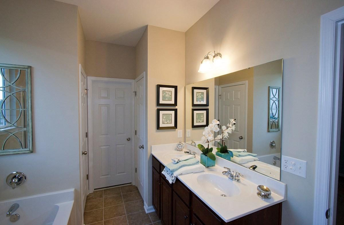 Maybank Village Hamilton well-appointed master bathroom