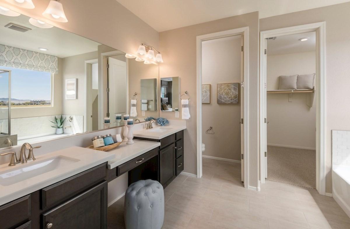 Zanjero Trails Prescott Prescott Master Bathroom