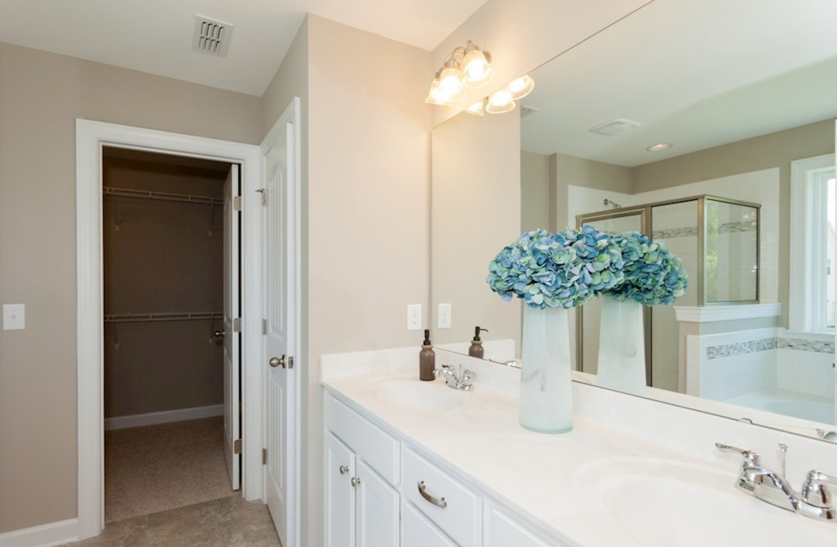Spring Creek Concord relaxing master bath