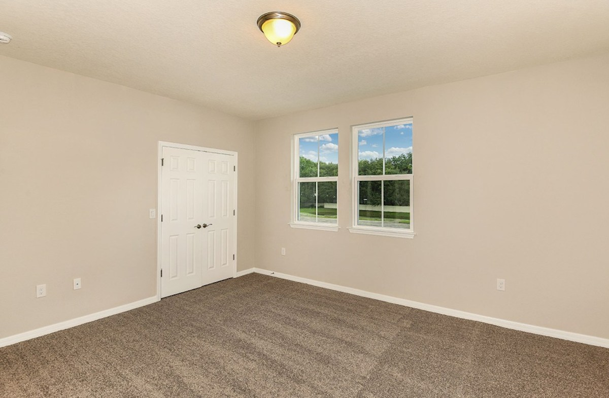 Siesta Key quick move-in Master Bedroom with windows for natural light