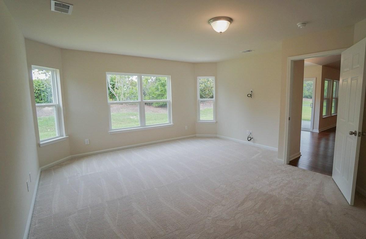 Summerton quick move-in spacious master bedroom