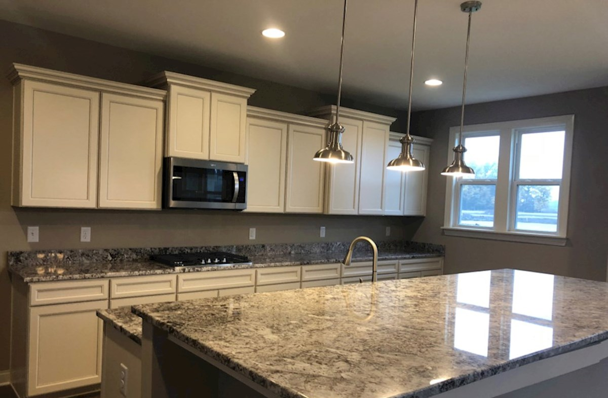 Oakhill quick move-in Ample cabinet and counter space