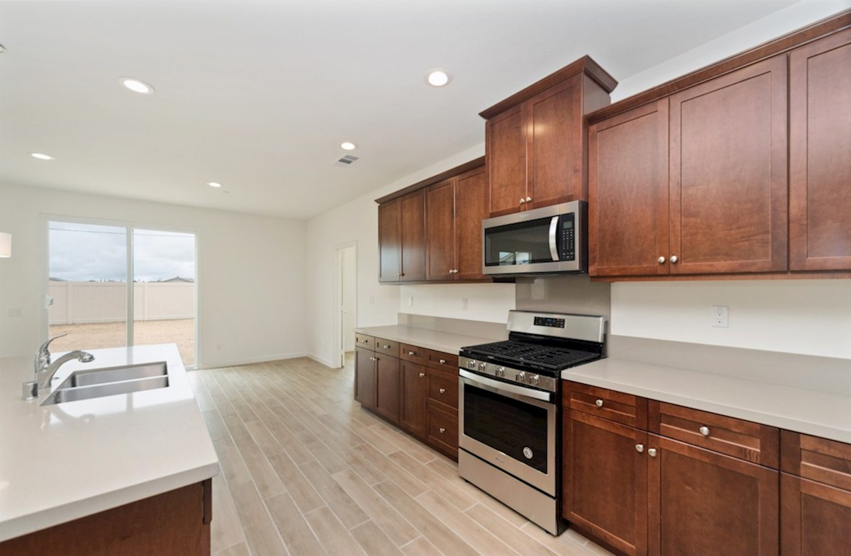 Sonoma quick move-in Enjoy casual dining in open-concept kitchen