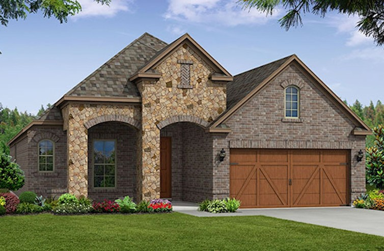 Silverado Elevation French Country P