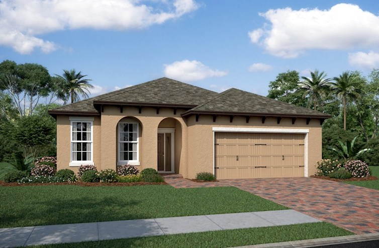 Bayview Elevation Tuscan M