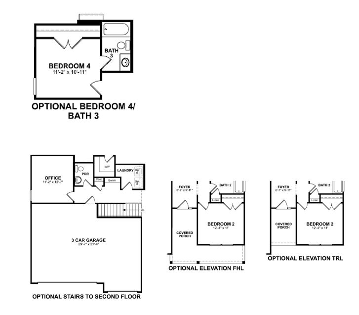Paid options for 1st Floor