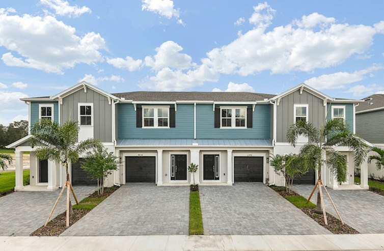 Siesta Key Elevation Coastal L quick move-in