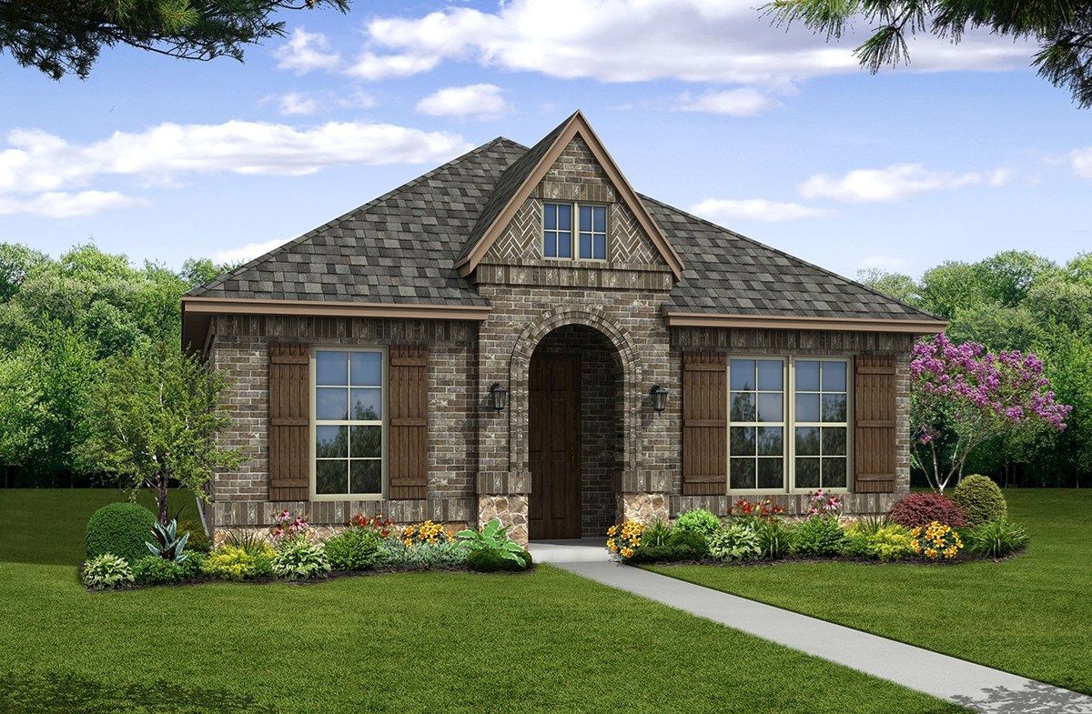 Wimberley Elevation Traditional L