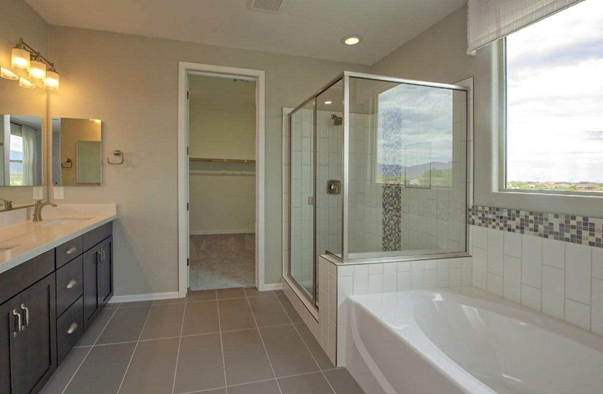 Merlot quick move-in Merlot Master Bathroom