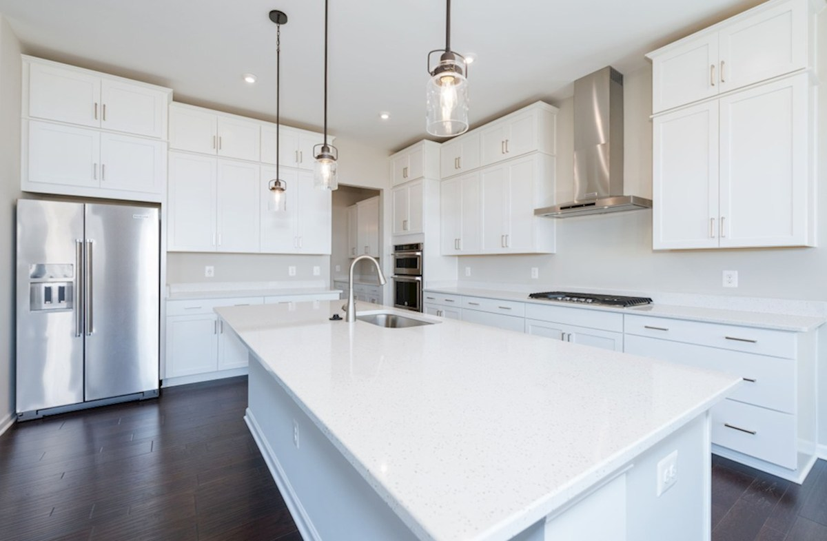 Willowsford Winslow designer kitchen