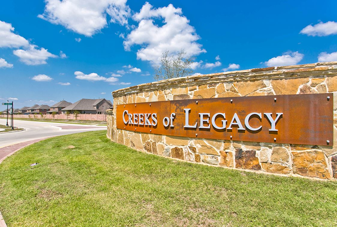 Creeks Of Legacy Beazer Homes