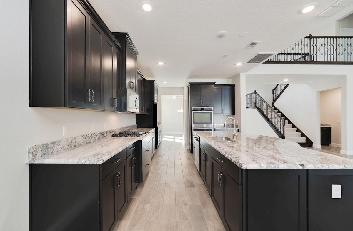 Washington quick move-in graniet kitchen counters