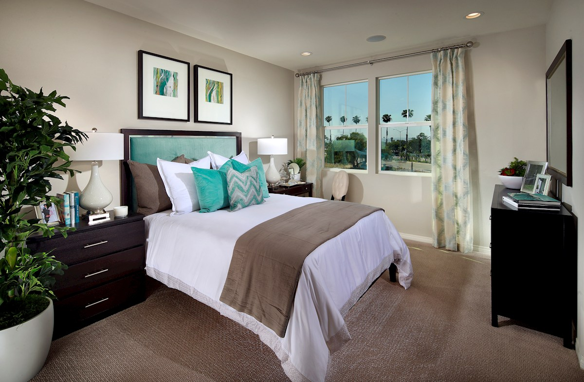 Bayside Landing Pipit luxurious master bedroom
