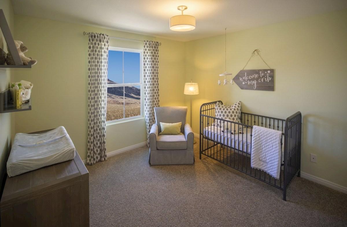 Hyde Park Mesquite spacious secondary bedroom