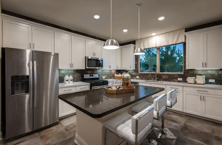 The Woodlands Townhomes Sycamore spacious Choice Kitchen