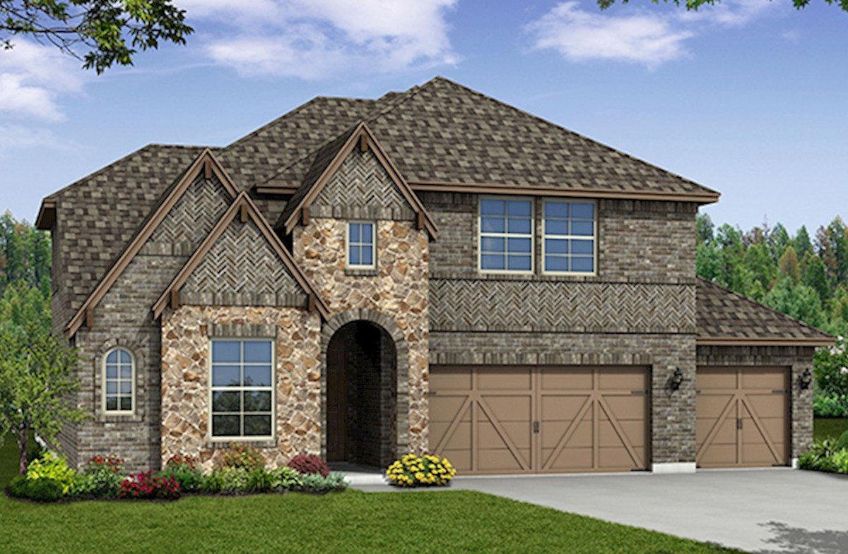 Summerfield Elevation Traditional O