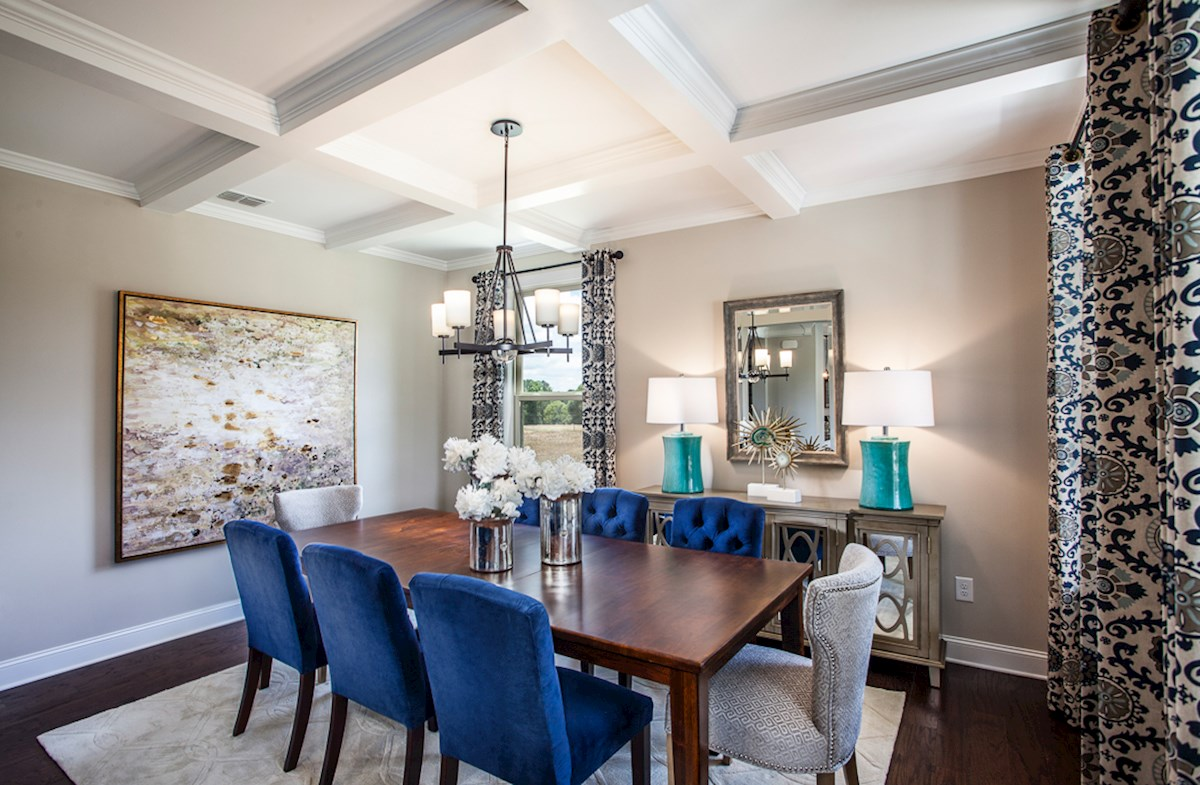 Summit at Towne Lake Springdale formal dining room