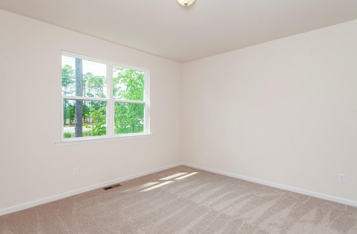Peak 502 Hunter cozy master bedroom