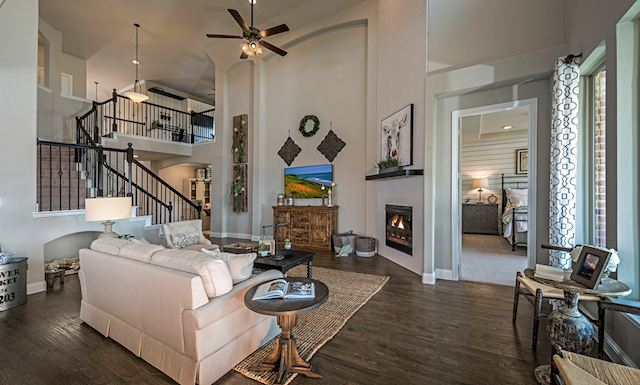 Summerfield model virtual tour