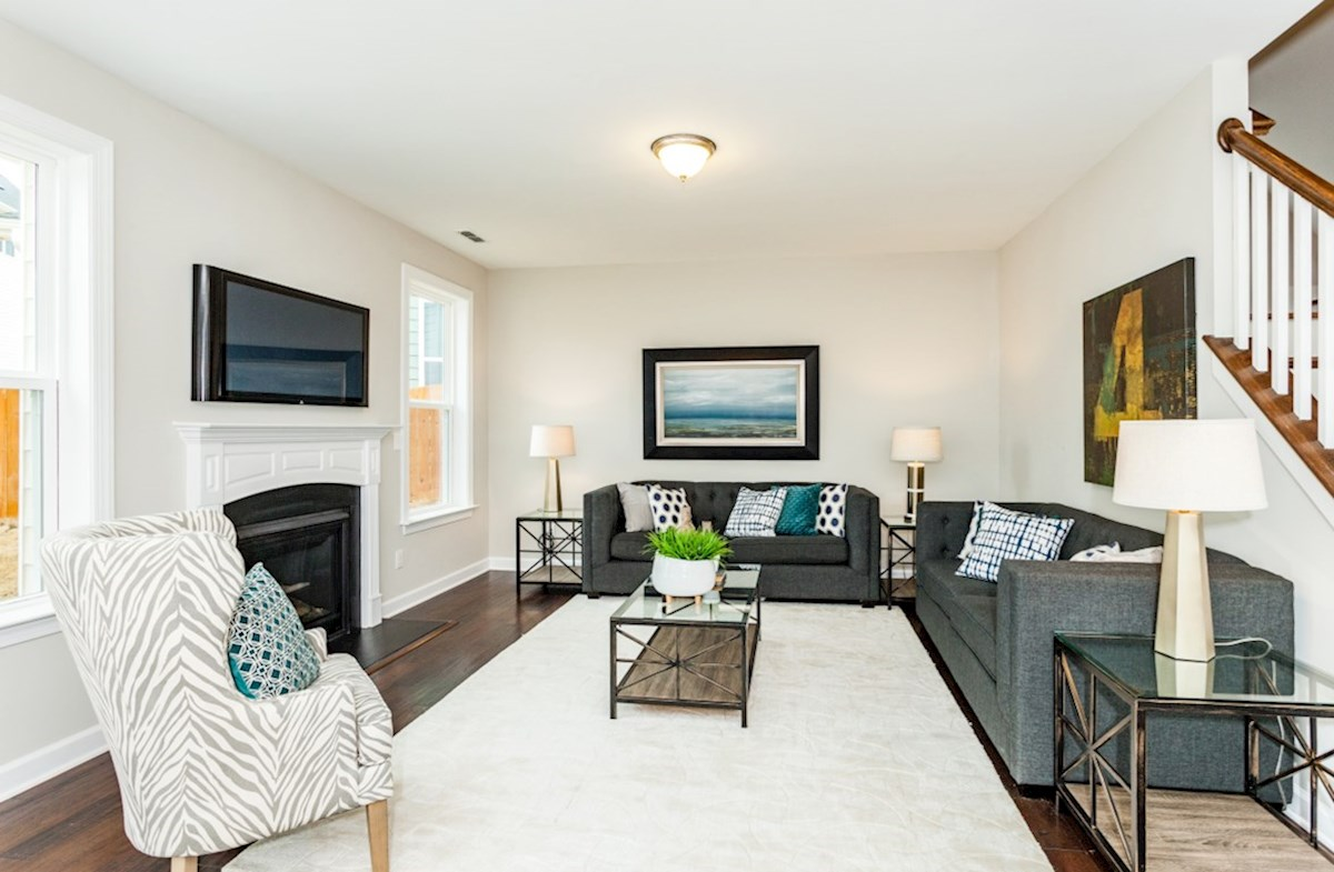 Marshall quick move-in family room