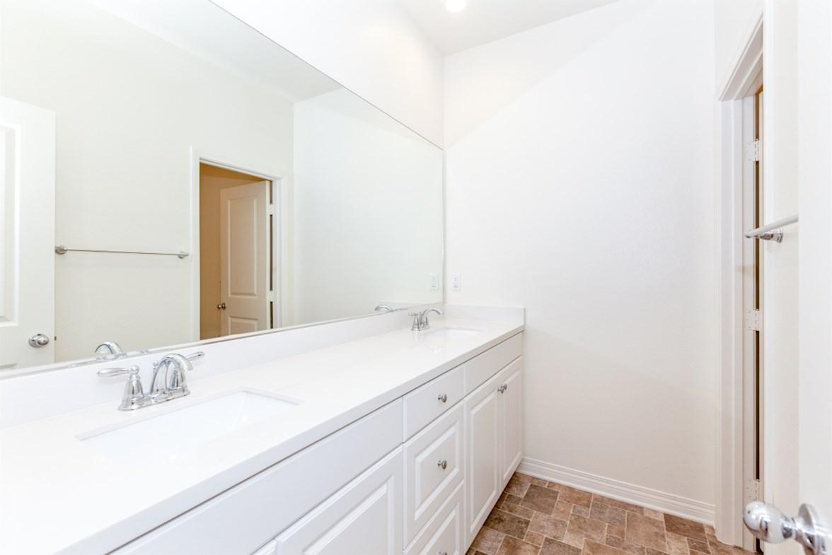 Anchor quick move-in Anchor secondary bathroom