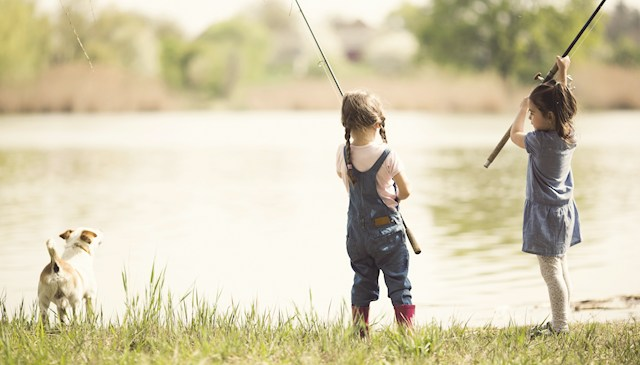 Bluewater Lakes Fishing Event