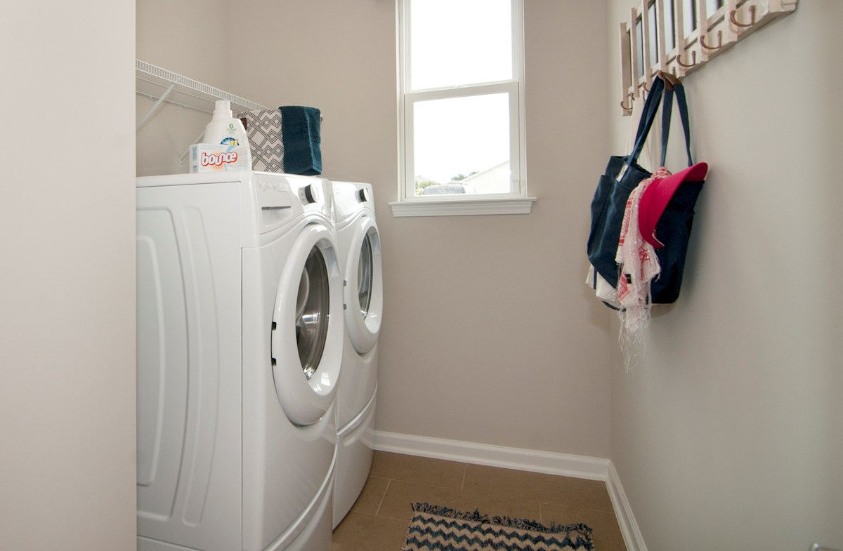 Cameron Village Millbrook Front load washer and dryer