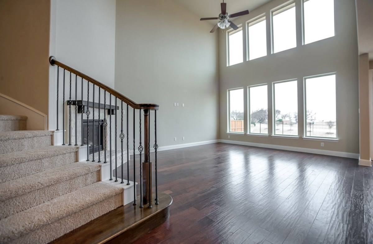 Madison quick move-in two story windows in great room