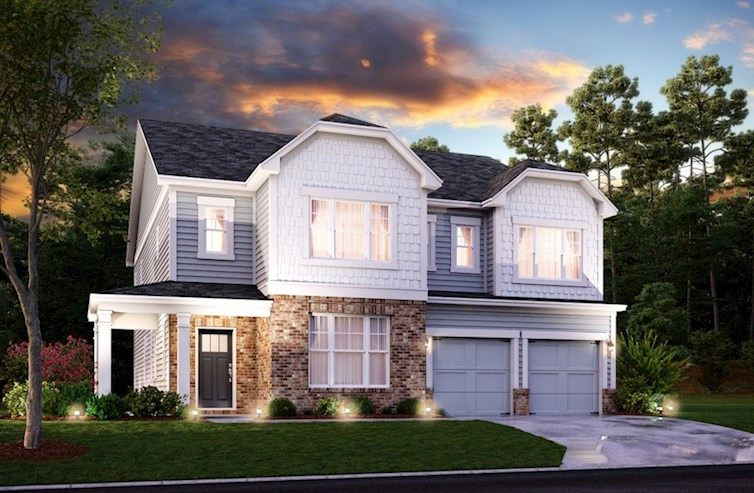 Brentwood Elevation 1