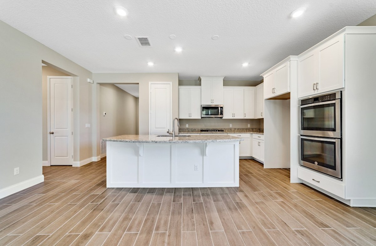 Lakeshore of Wekiva Carlisle chef-inspired kitchen