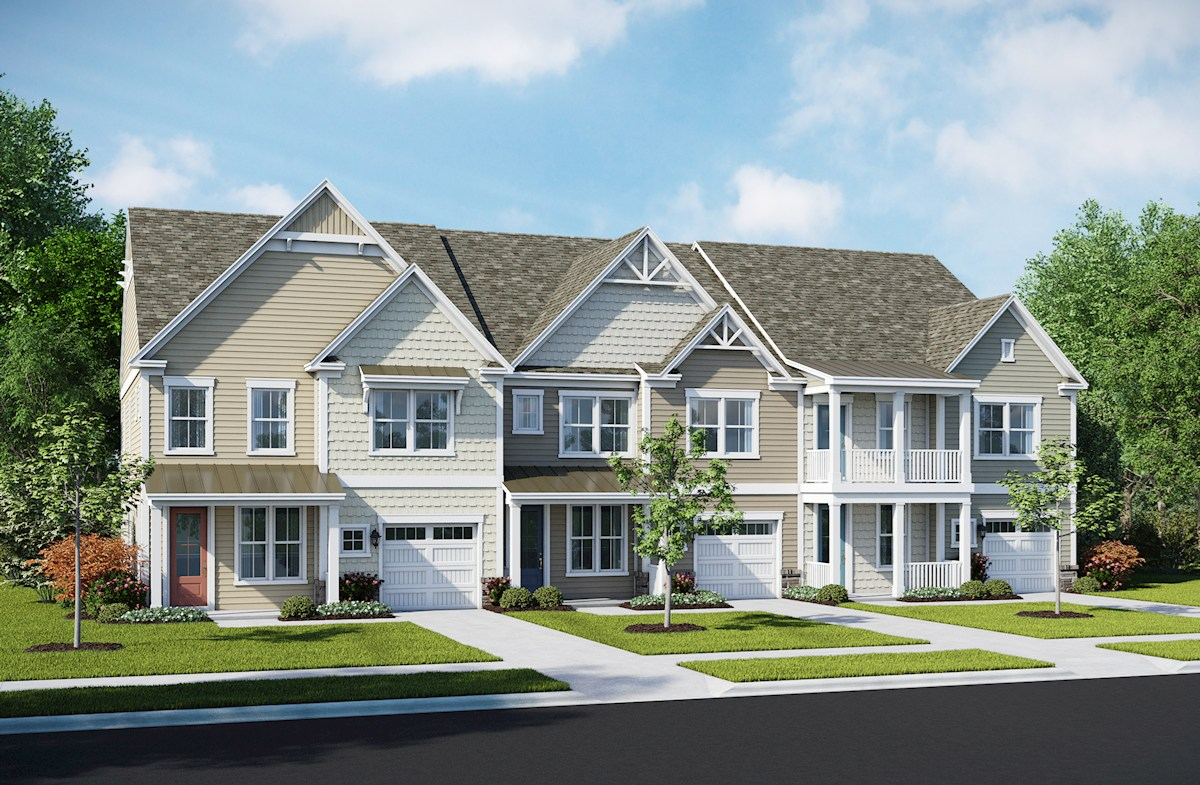 Rehoboth Exterior showing different elevations