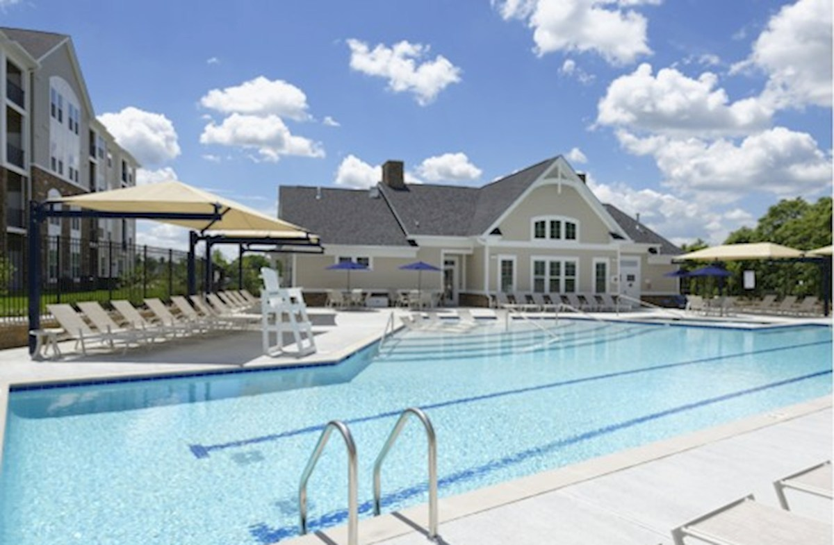 Aspen with Study quick move-in Community Pool