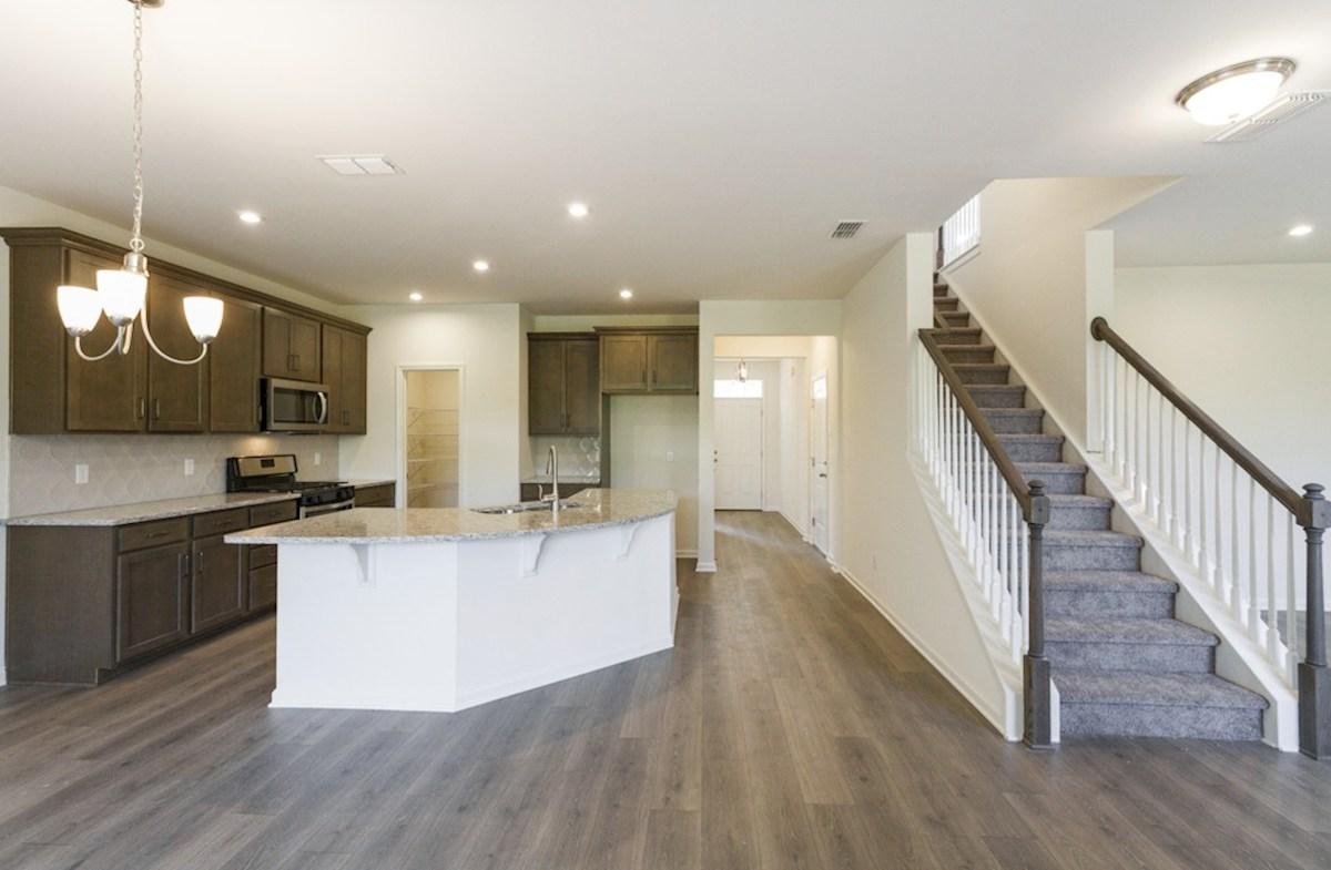 Ashford quick move-in cozy kitchen