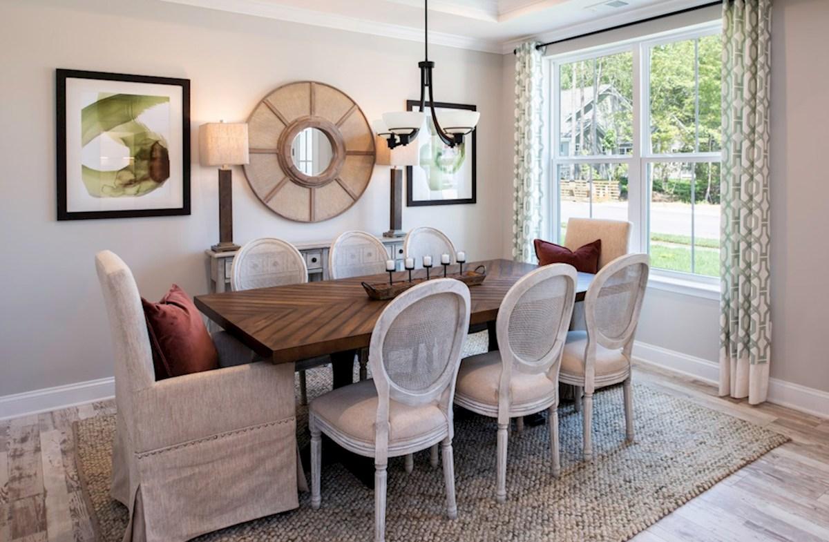 Bishop's Landing Bayard Bayard formal dining room