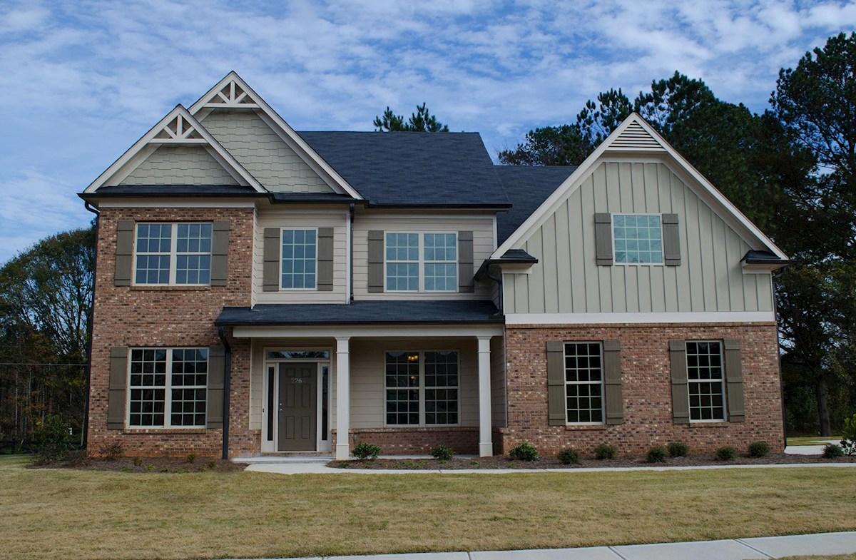 2-story single family homes