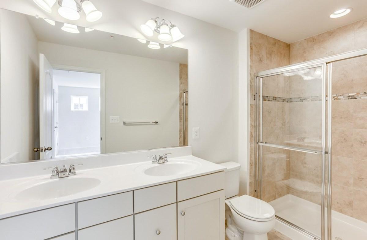 Frederick quick move-in Frederick Master Bathroom